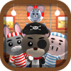 Animal Pirate【Find the difference】