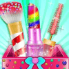 Candy Girl Makeup Beauty Salon - Party Makeover