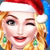 Christmas Holiday Fashion Salon - Makeover Game