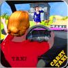 Crazy Taxi Duty Free Car Driver 3D