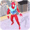 Amazing Spider Super Hero Rope Rescue Mission