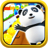 Baby Panda Run : Subway Adventure