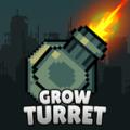 Grow Turret - Idle Defense