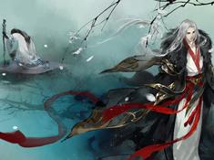 《花与剑》一面缘 一言诺 绝路舍身护芳纱