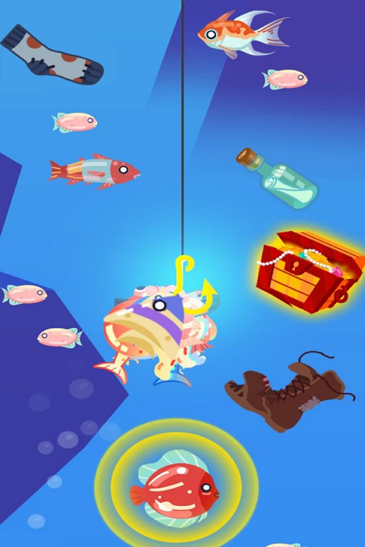 钓鱼少女(图2)