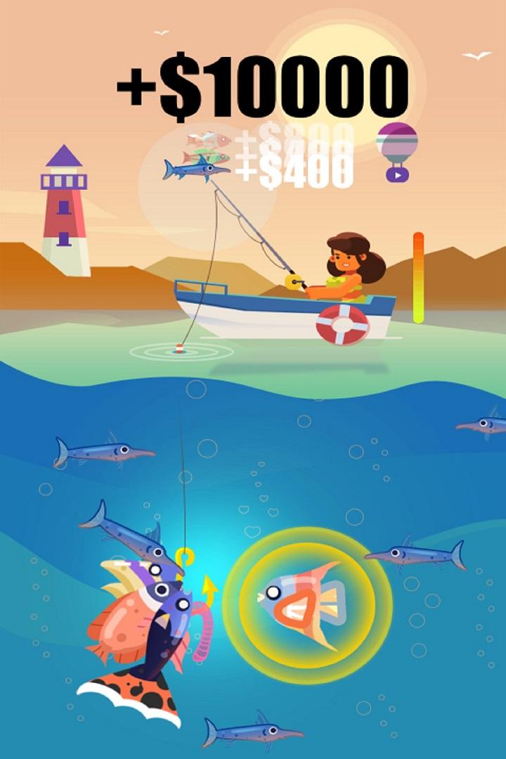 钓鱼少女(图3)
