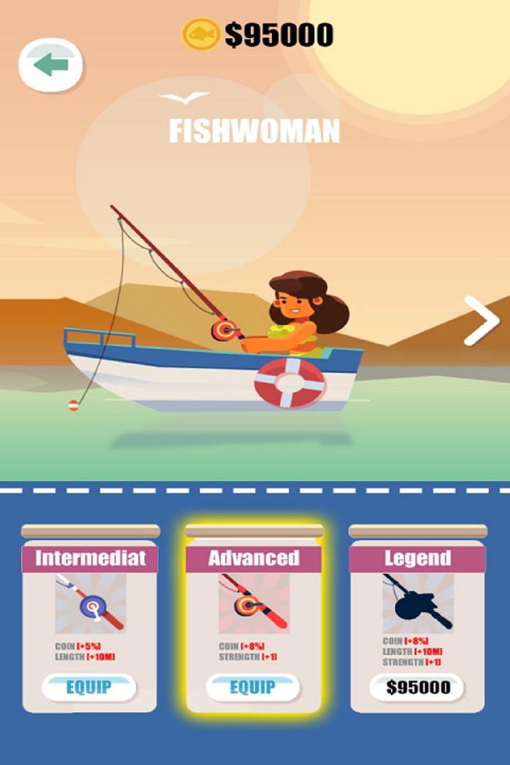 钓鱼少女(图1)