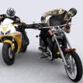 Traffic Moto Bike Attack Race