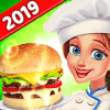 Burger Shop Hamburger Making Cook Game