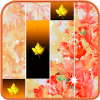 Autumn Piano Fall Tiles  Leaf Trees Wind Game
