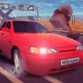Auto Hooligans 3D Impossible Car Drift Tracks