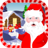 Christmas Dress Up For Santa Claus