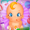 Kylie Baby Care & Dress Up Games