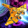 Endless Beat Racer Spaceship Runner Racing Game