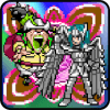 Demon Tail  Straw Pirate VS Fairy