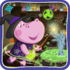 Little witch: Magic alchemy games