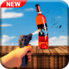 Real Bottle Shooting 3D Game