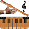 Real Flute & Recorder - Magic Tiles Music Games