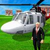 US President Escort Helicopter: Air Force VTOL 3D