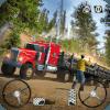 USA Truck Driving School Offroad Transport Games