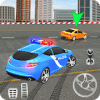 Police Chase Dodge: Police Chase Games 2018