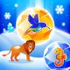 Animal Zone  Frozen Ball Game