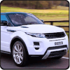 Range Rover Car Racing Simulator