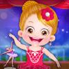 Baby Hazel Ballerina Dance 2