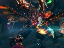 《星之召唤士》CG战斗视频:魔龙来袭 勇士出征