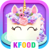 Unicorn Chef: Free Cooking Games for Girls & Kids