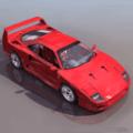 红色生死赛车