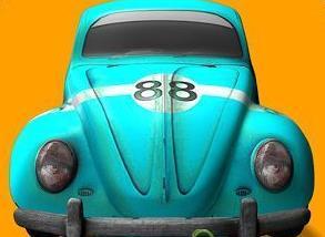 甲壳虫狂热赛车3D