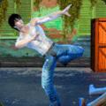Karate Fighting Street Taekwondo Fighter Combat