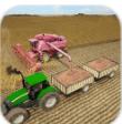 新真实拖拉机农耕生活