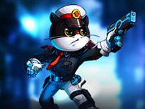 《黑猫警长联盟》菜鸟VS大神