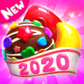 疯狂糖果爆炸-免费的糖果萌萌消