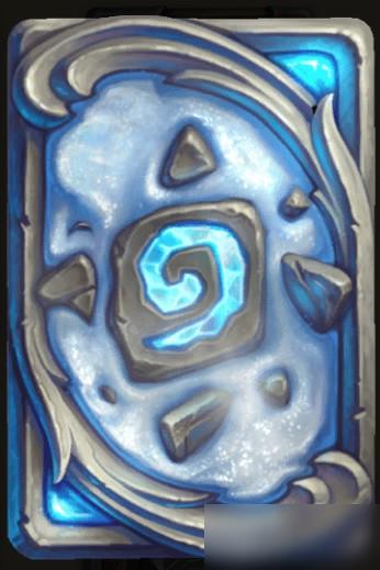 《炉石传说》冰天雪地卡背怎么样 冰天雪地卡背介绍