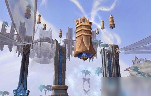 《魔兽世界》9.0晋升天塔台子攻略 六小怪打法