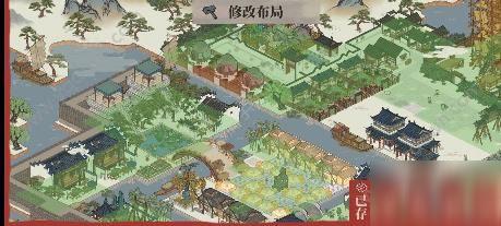 《江南百景图》环境绿色和红色有什么作用环境绿色红色作用介绍