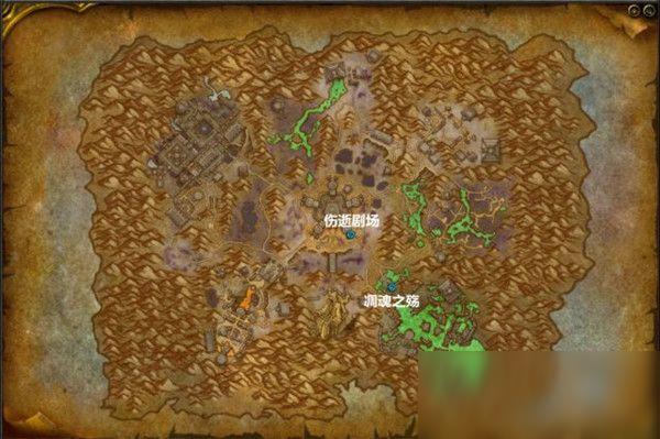 《魔兽世界》9.0凋魂之殇副本攻略位置详细介绍