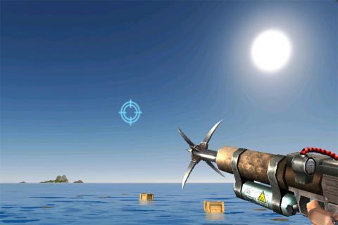 海洋生存模拟 海报
