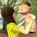 虚拟妈妈婴儿护理