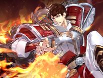 《镇魂街:武神驱》 曹焱兵开启火龙王形态